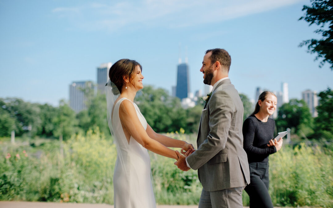 5 Tips to Help Your Friend Officiate Your Wedding
