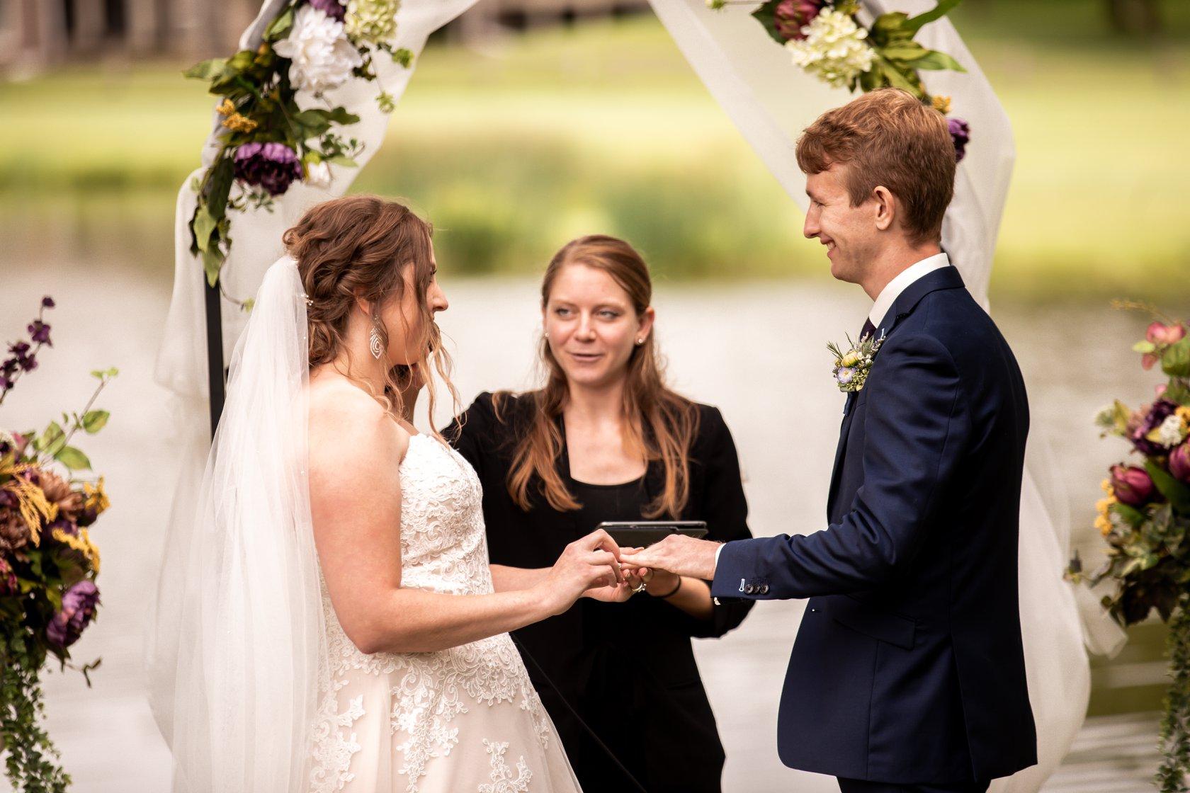 online wedding officiant